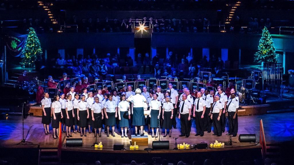 Symphony Hall Carol Concert 2015