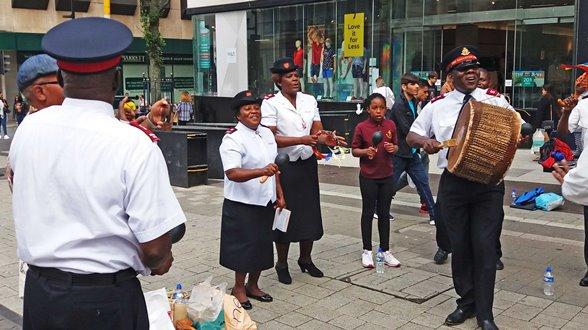 African Praise Choir