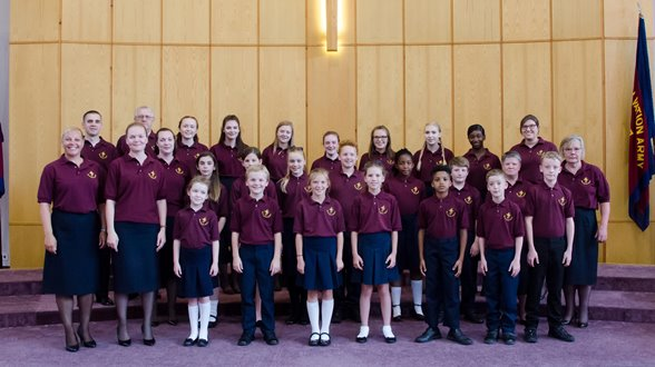Singing Company(Junior Choir)